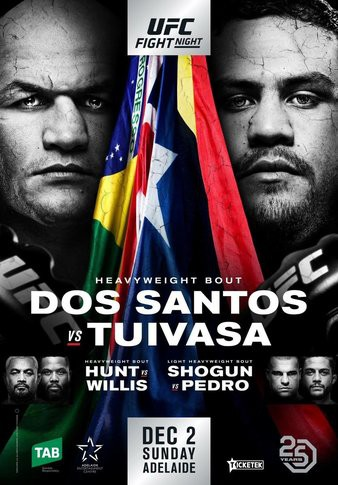 Mark Hunt choảng nhau với đối thủ Justin Willis hậu trường weigh-in UFC Fight Night 142 - Ảnh 5.