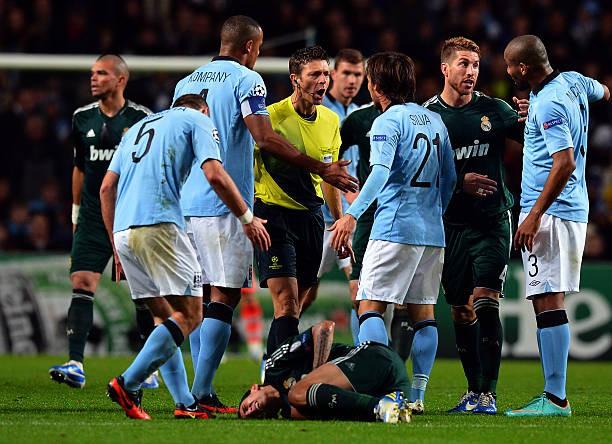 Man City sẽ vượt qua dớp trọng tài Ý như thế nào ở trận gặp Lyon? - Ảnh 2.