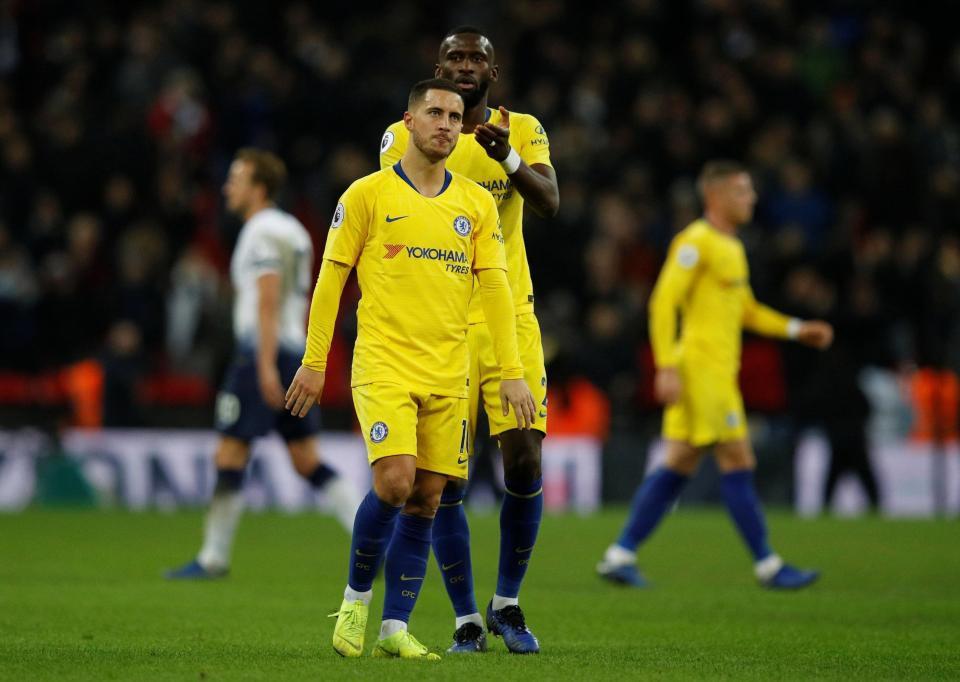 Maurizio Sarri chỉ trích NGolo Kante, liệt kê chi tiết sai lầm của tiền vệ người Pháp trong trận thua Tottenham - Ảnh 3.