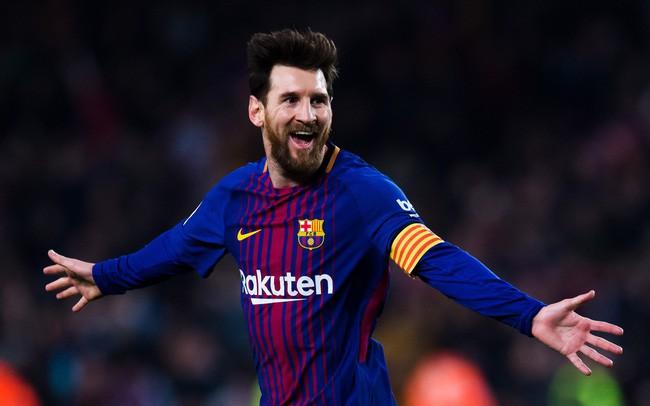 Pha bóng cho thấy tại sao Messi được gọi là thiên tài - Ảnh 1.