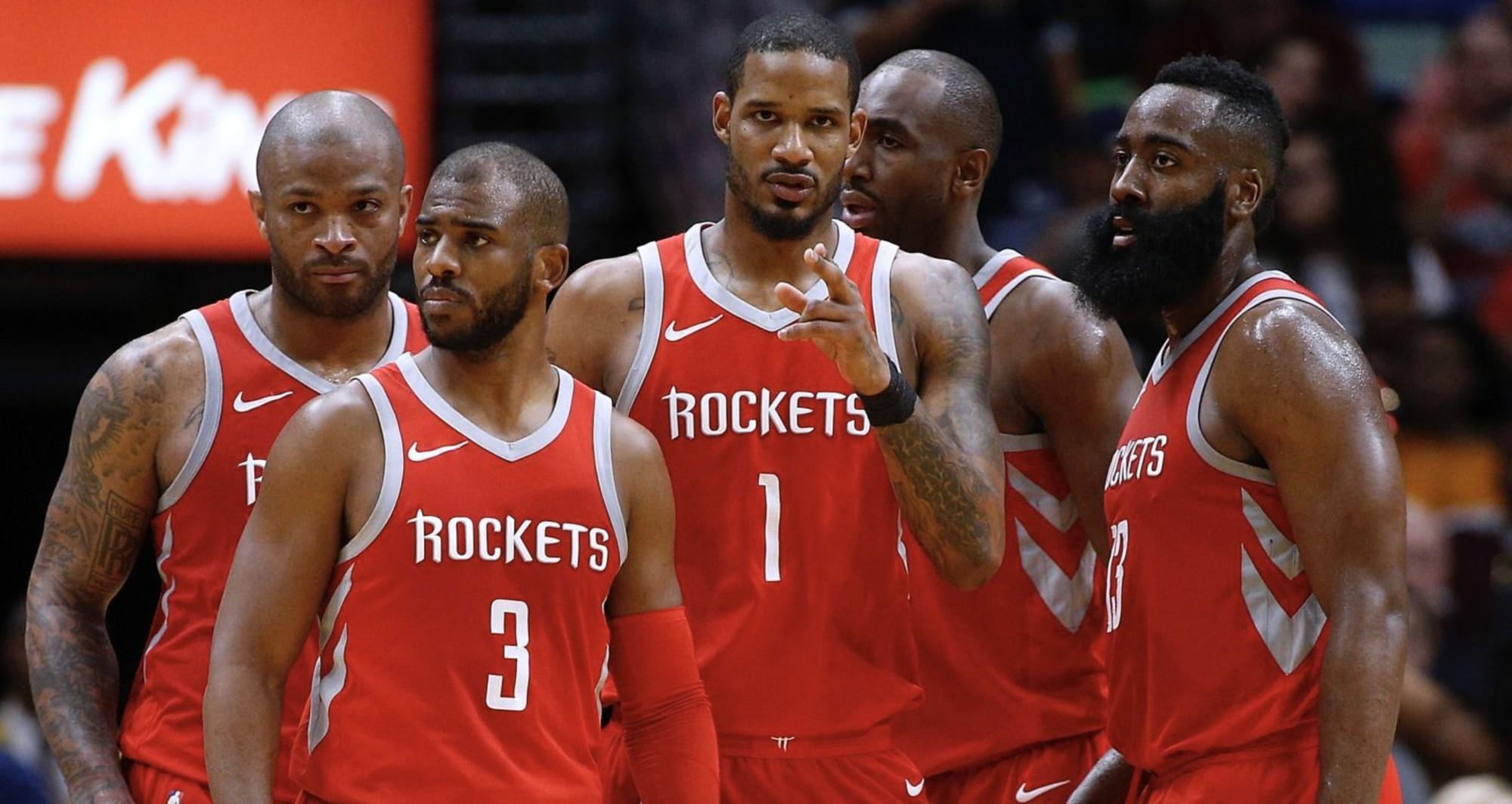 Houston Rockets: Phòng ngự không xong thì đừng mơ vô địch - Ảnh 1.