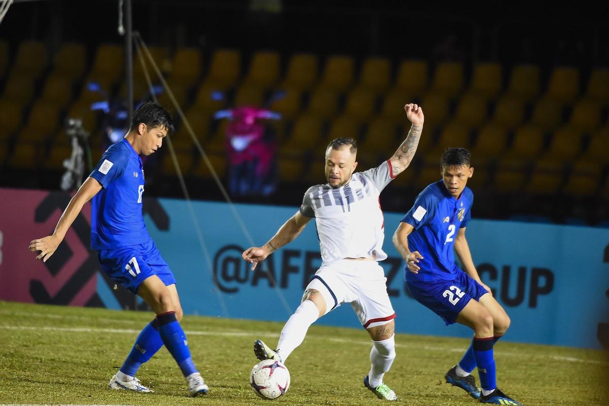18 cầu thủ tuyển Philippines chờ phép màu để đấu với tuyển Việt Nam - Ảnh 1.