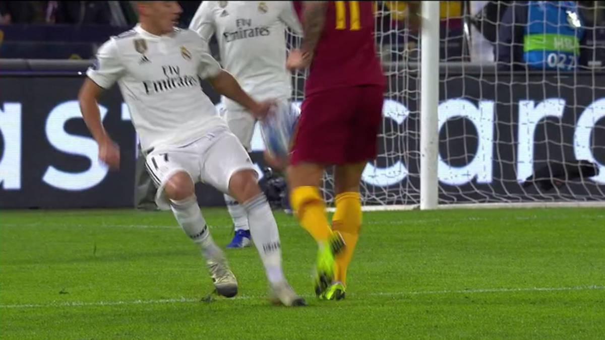 Kỷ lục 100 của Benzema và top 5 điểm nhấn đáng chú ý ở trận AS Roma - Real Madrid - Ảnh 4.