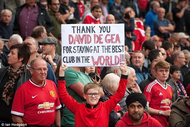 Hai lý do để tin De Gea sẽ ký hợp đồng mới với Man Utd - Ảnh 5.