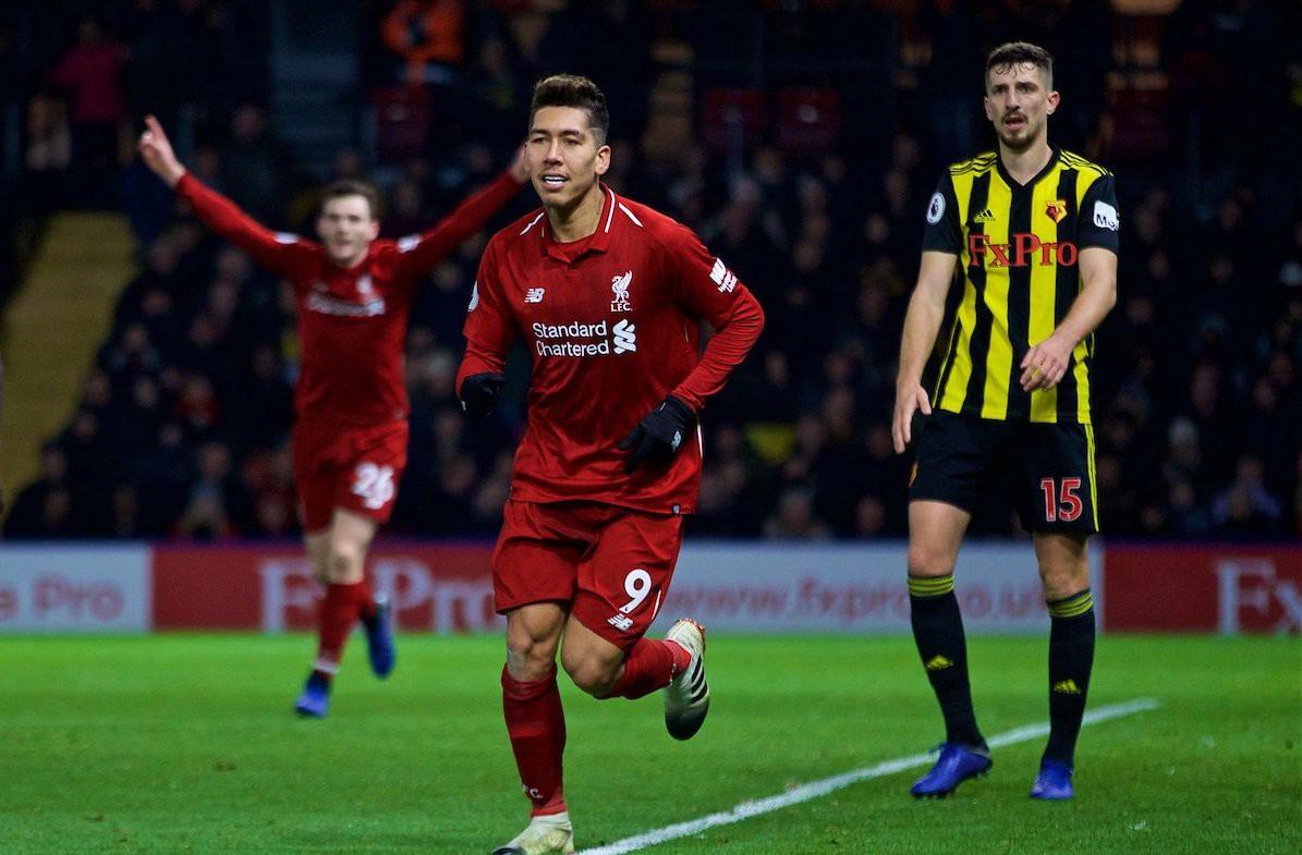 Liverpool và Klopp gặt hái phần thưởng khó tin từ việc chuyển đổi Firmino - Ảnh 1.