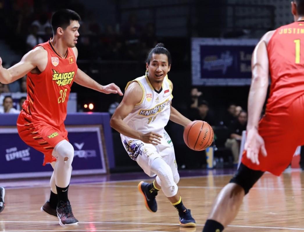 Trevon Hughes và màn trình diễn 30 điểm giúp Saigon Heat giữ vững mạch bất bại - Ảnh 1.