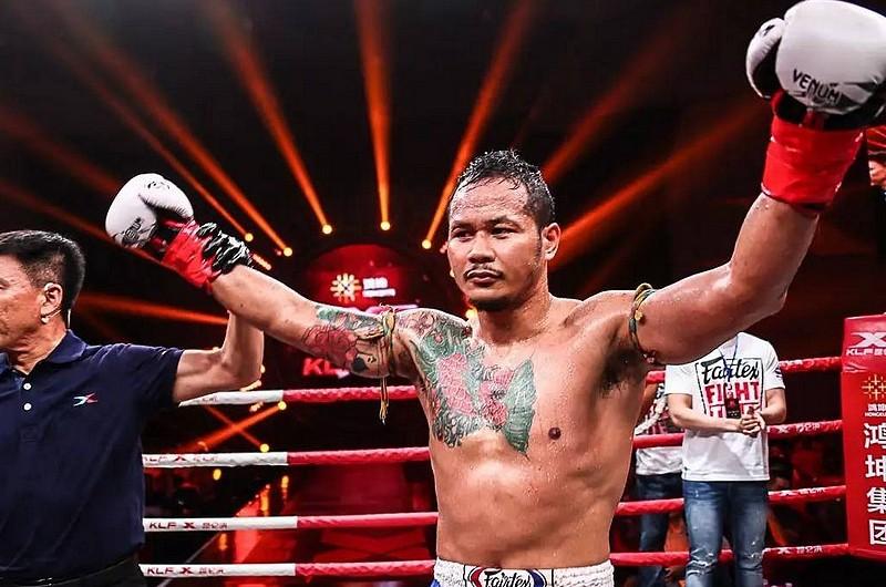 Trở lại sàn ONE Championship, huyền thoại Yodsanklai Fairtex tiến gần hơn với mục tiêu đai vô địch - Ảnh 6.