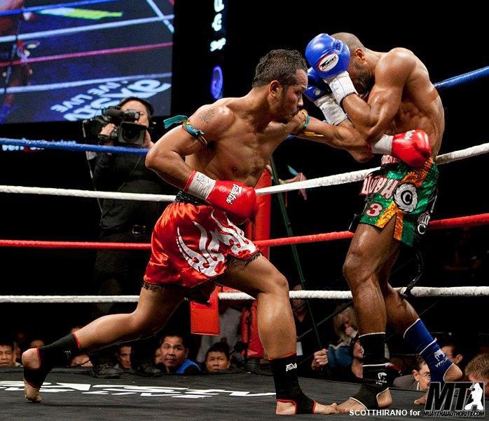 Trở lại sàn ONE Championship, huyền thoại Yodsanklai Fairtex tiến gần hơn với mục tiêu đai vô địch - Ảnh 4.
