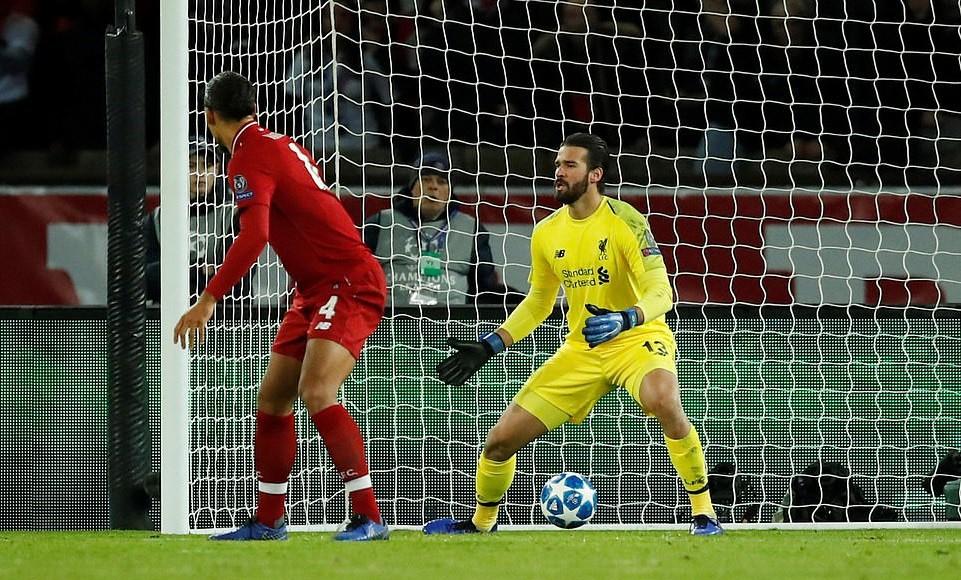 Chấm điểm trận PSG - Liverpool: Neymar ăn vạ và ngôi sao nào của The Kop được điểm cao nhất? - Ảnh 3.