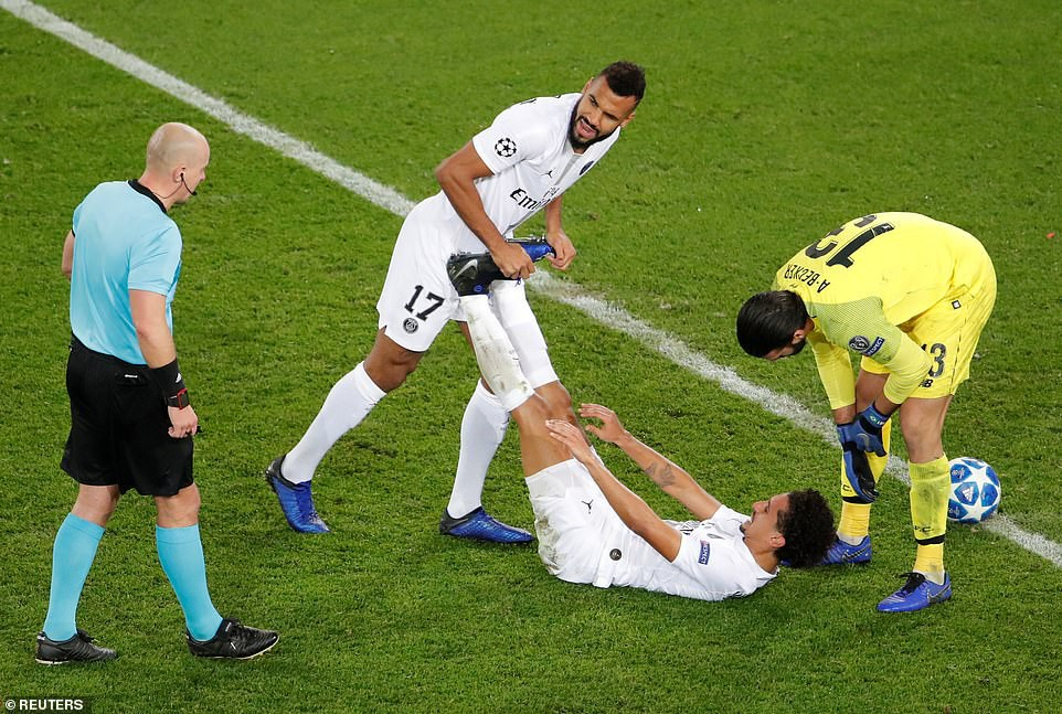 HLV Jurgen Klopp điên tiết vì thói ăn vạ của Neymar: Chúng tôi không phải đồ tể! - Ảnh 3.