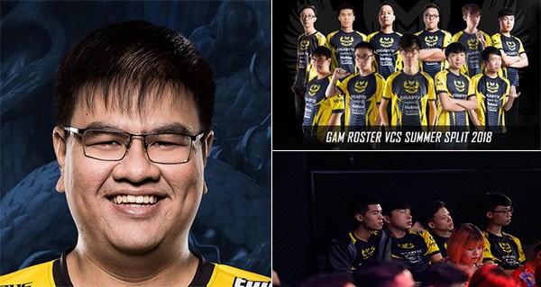Chuyển nhượng VCS: Trần Archie Minh Nhựt trở thành HLV trưởng của GAM Esports - Ảnh 1.