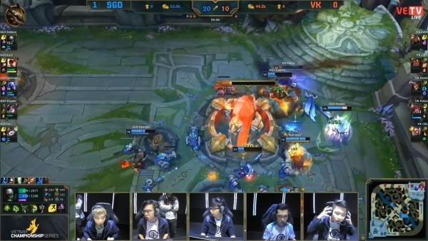 Kết quả Vòng Thăng Hạng VCS Mùa Xuân 2019: Sky Gaming Daklak vs Vikings Gaming - Ảnh 2.