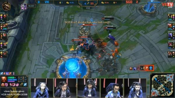Kết quả Vòng Thăng Hạng VCS Mùa Xuân 2019: Sky Gaming Daklak vs Vikings Gaming - Ảnh 3.