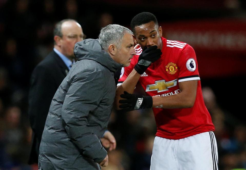 Martial tiết lộ lý do giúp anh cải thiện phong độ ở Man Utd - Ảnh 7.