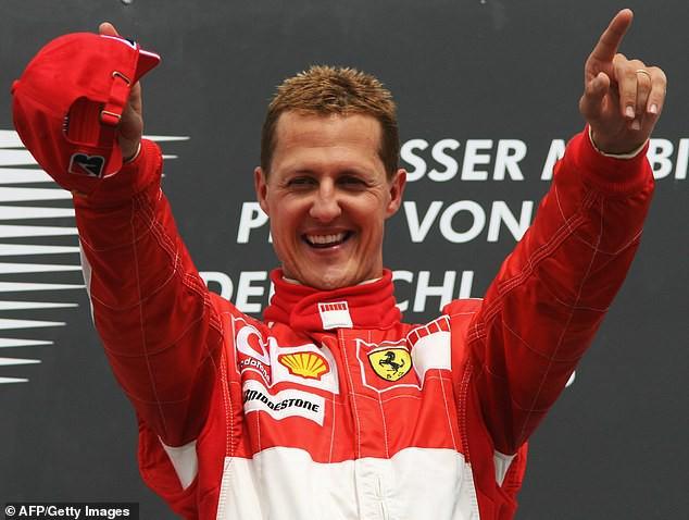 Michael Schumacher đã cảm nhận được người thân xung quanh mình - Ảnh 1.