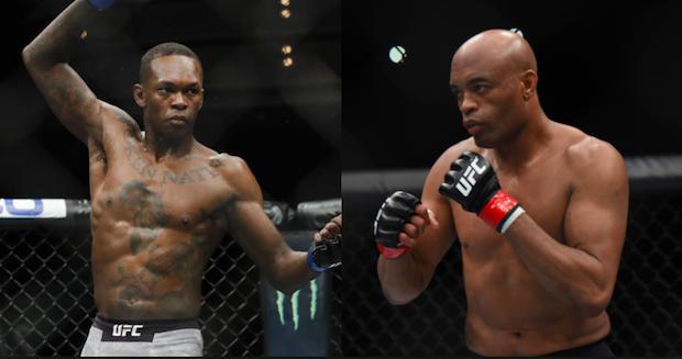 Anderson Silva: Dana hứa cho tôi trận tranh đai nếu tôi thắng Adesanya! - Ảnh 5.