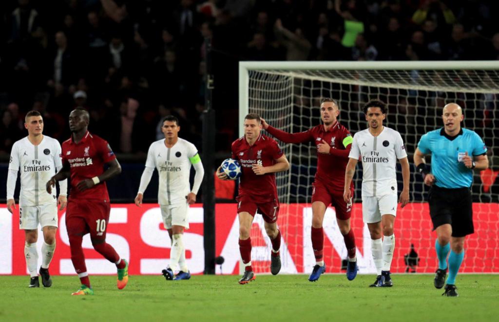 Chấm điểm trận PSG - Liverpool: Neymar ăn vạ và ngôi sao nào của The Kop được điểm cao nhất? - Ảnh 4.