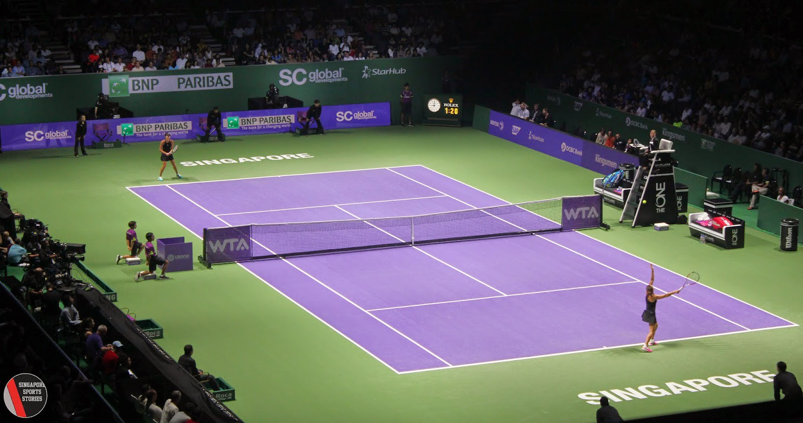 Người dân Đông Nam Á có cơ hội được đến sân xem ATP Finals từ năm 2021? - Ảnh 1.