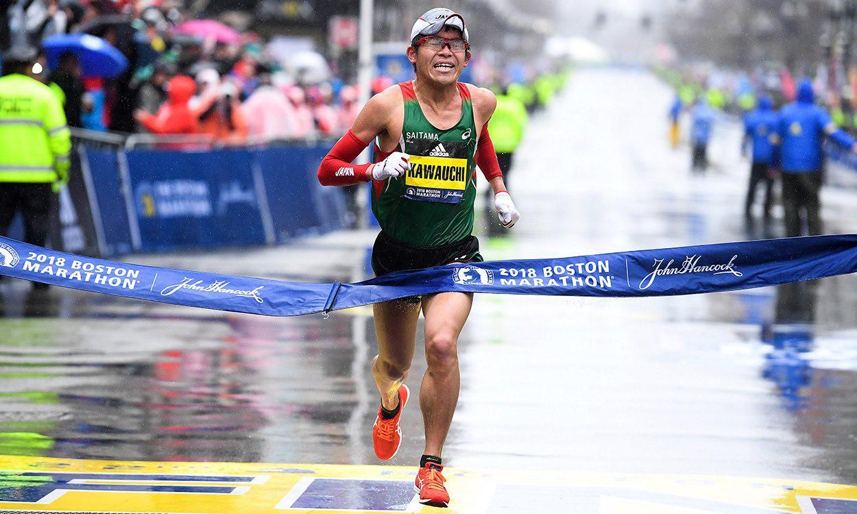 ĐKVĐ Boston Marathon Kawauchi hờ hững Olympic Tokyo 2020 vì sợ...nóng - Ảnh 3.