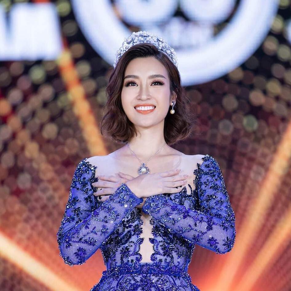 Hoa hậu Đỗ Mỹ Linh tiếp tục là Đại sứ hình ảnh Chạy với tôi - 2gether 2018 - Ảnh 1.