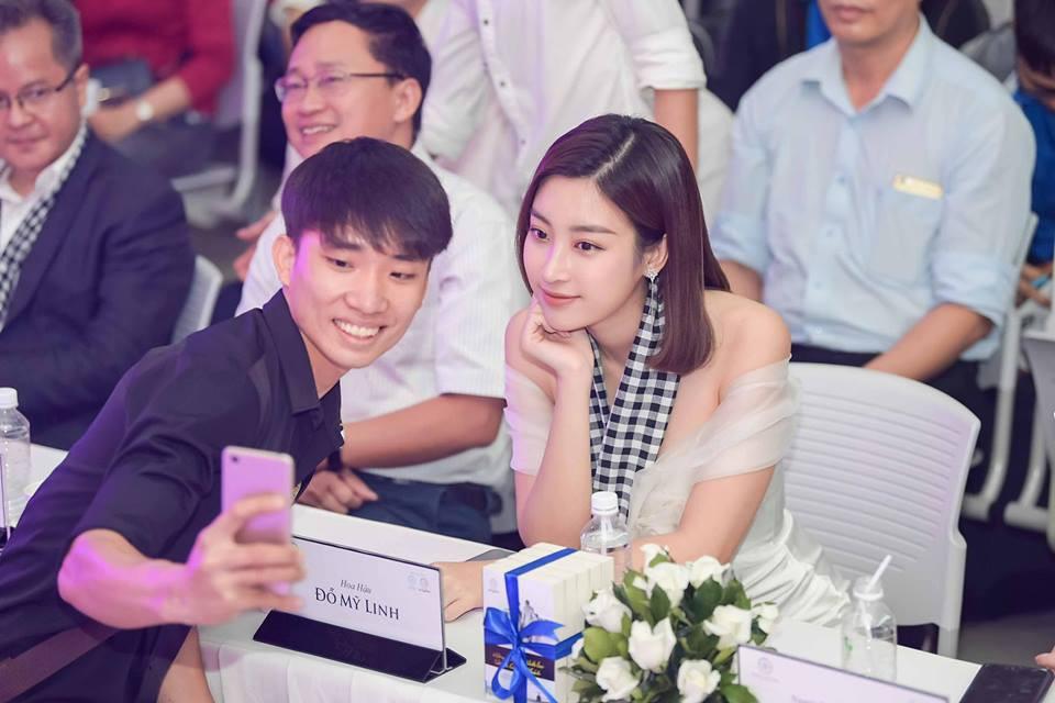 Hoa hậu Đỗ Mỹ Linh tiếp tục là Đại sứ hình ảnh Chạy với tôi - 2gether 2018 - Ảnh 6.