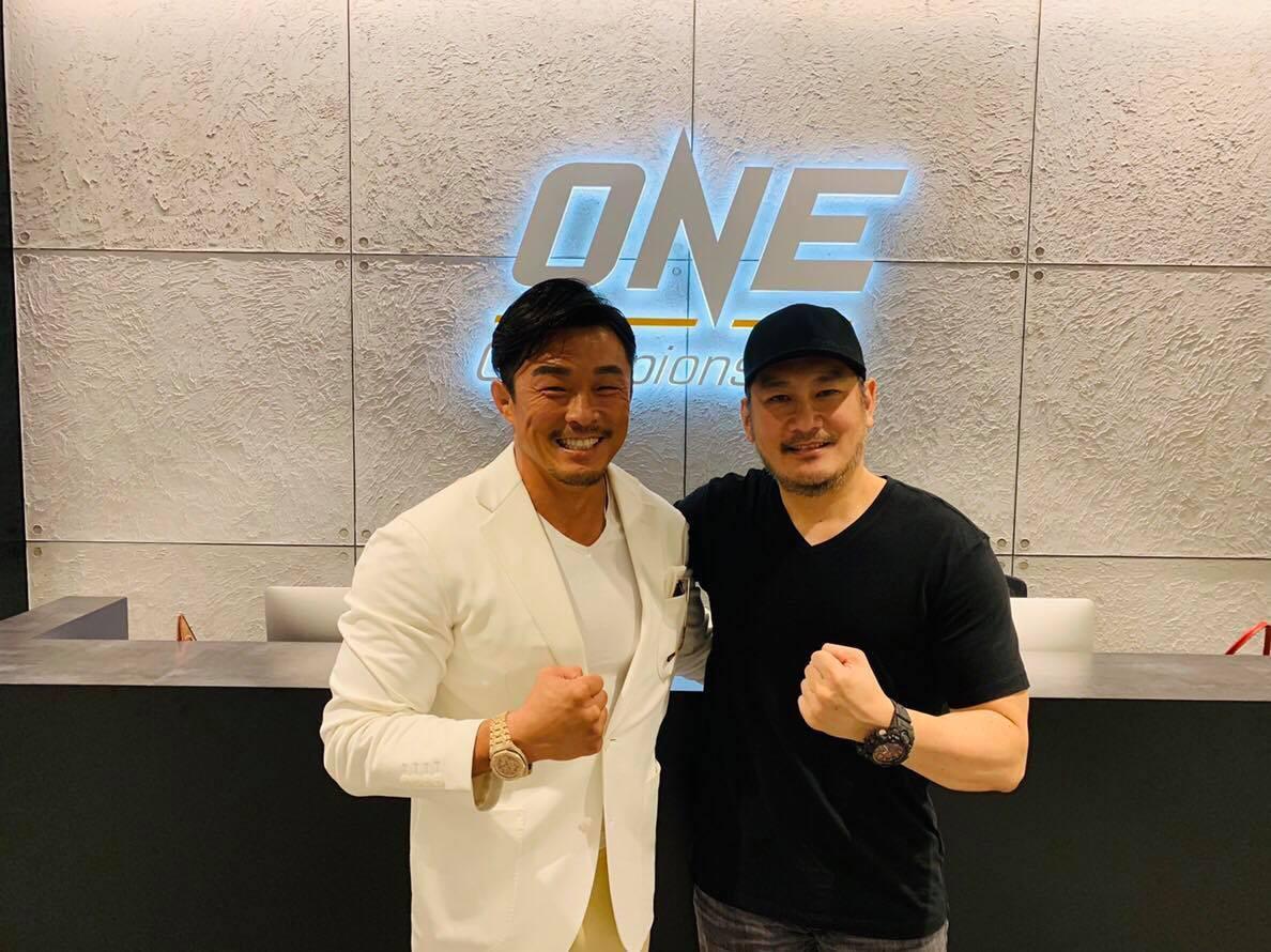 ONE Championship ký hợp đồng với Sexyama Yoshihiro Akiyama - Ảnh 1.