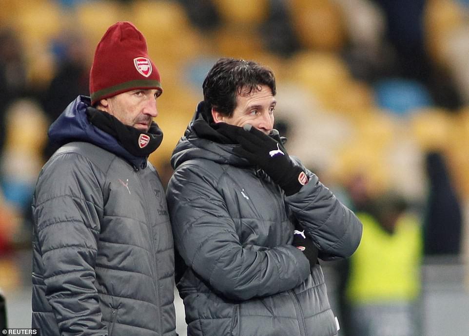 Hạ Vorksla, HLV Emery làm được điều người tiền nhiệm Wenger thất bại suốt 13 năm - Ảnh 3.