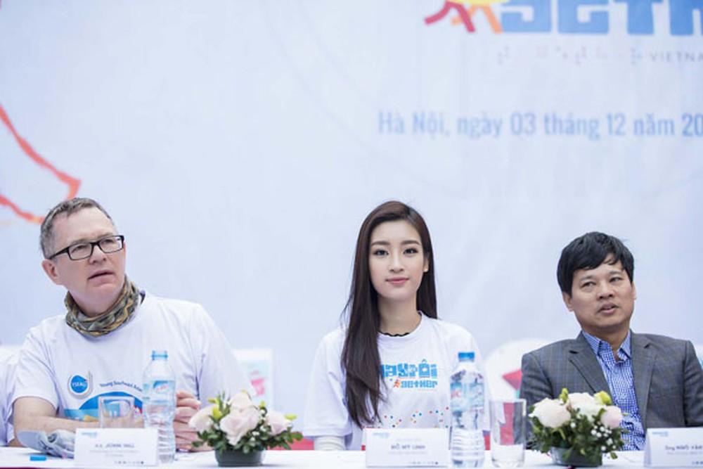 Hoa hậu Đỗ Mỹ Linh tiếp tục là Đại sứ hình ảnh Chạy với tôi - 2gether 2018 - Ảnh 8.