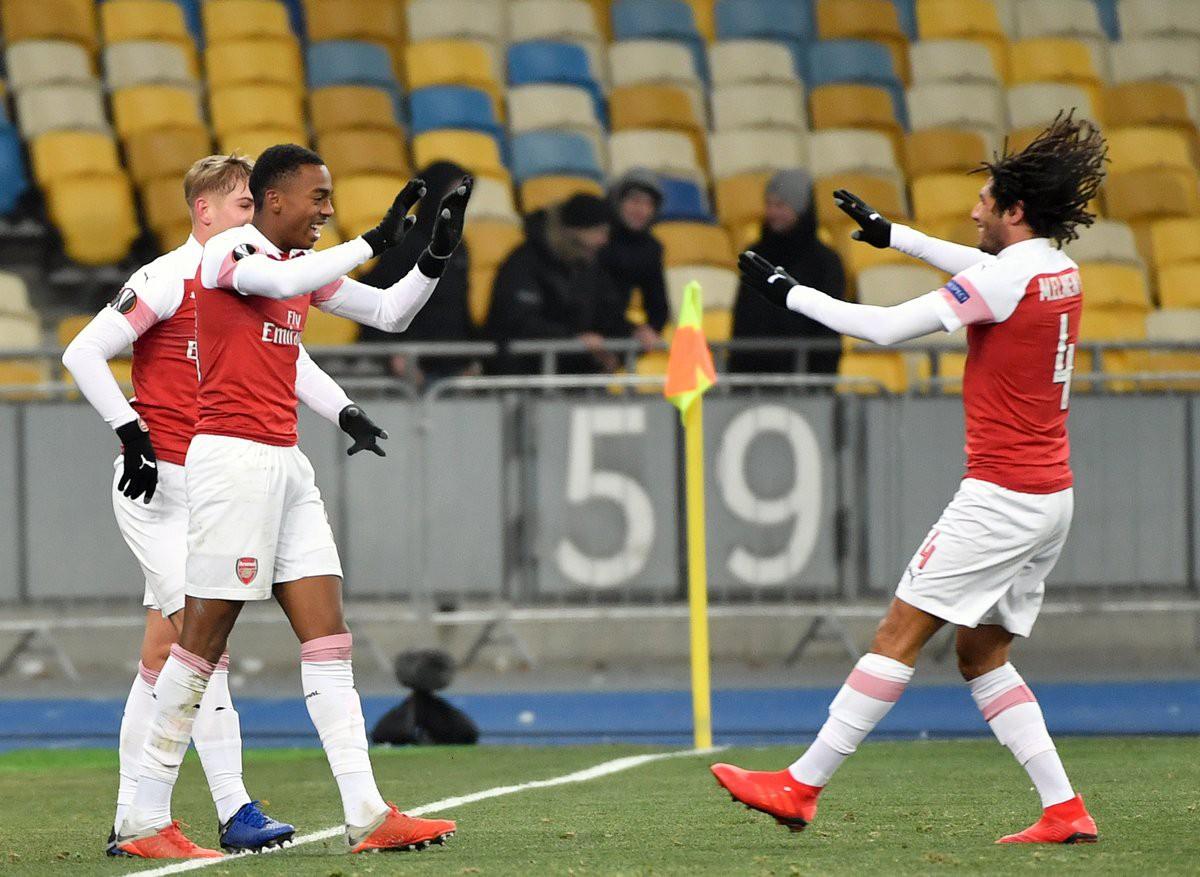 Ngày bùng nổ ngoạn mục của các tài năng trẻ và những điểm nhấn từ trận Vorskla - Arsenal - Ảnh 2.