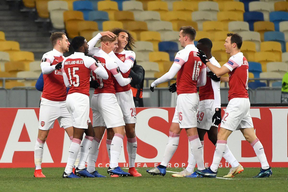 Ngày bùng nổ ngoạn mục của các tài năng trẻ và những điểm nhấn từ trận Vorskla - Arsenal - Ảnh 3.