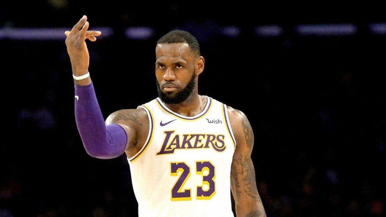 Diễn viên nào chính là hình mẫu mà LeBron James dành cả thanh xuân để theo đuổi? - Ảnh 1.