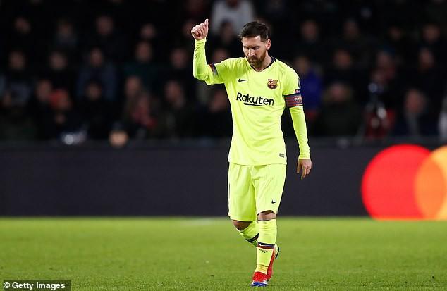 Lionel Messi sẽ làm chậm đối thủ tuổi già như thế nào? - Ảnh 5.