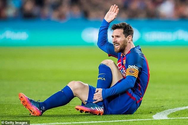 Lionel Messi sẽ làm chậm đối thủ tuổi già như thế nào? - Ảnh 8.