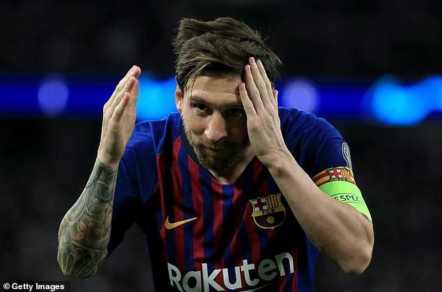 Lionel Messi sẽ làm chậm đối thủ tuổi già như thế nào? - Ảnh 10.