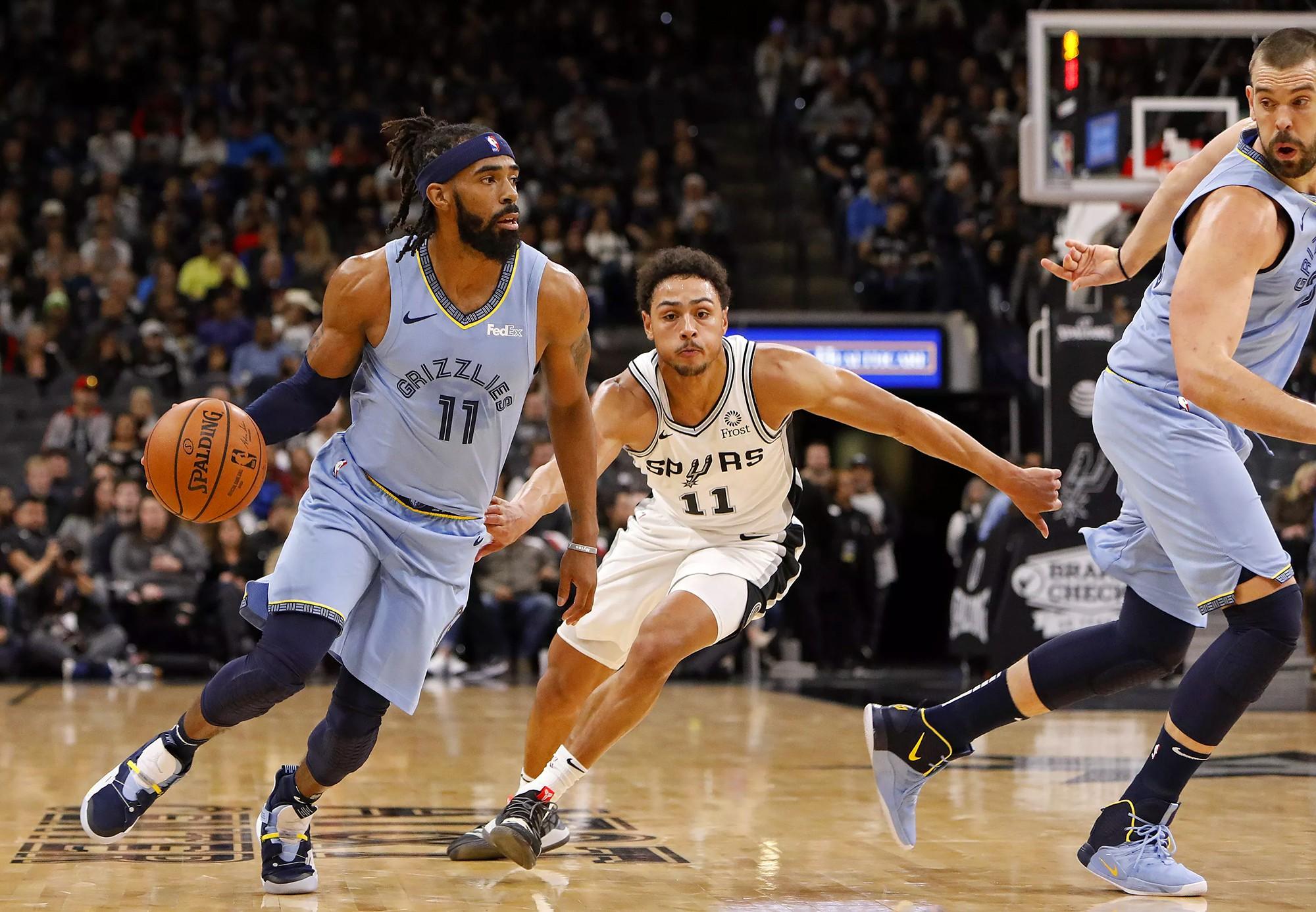 Derrick Rose, LA Clippers, Memphis Grizzlies và những điều thú vị nhất sau 20 trận đầu tiên NBA 2018-19 - Ảnh 7.