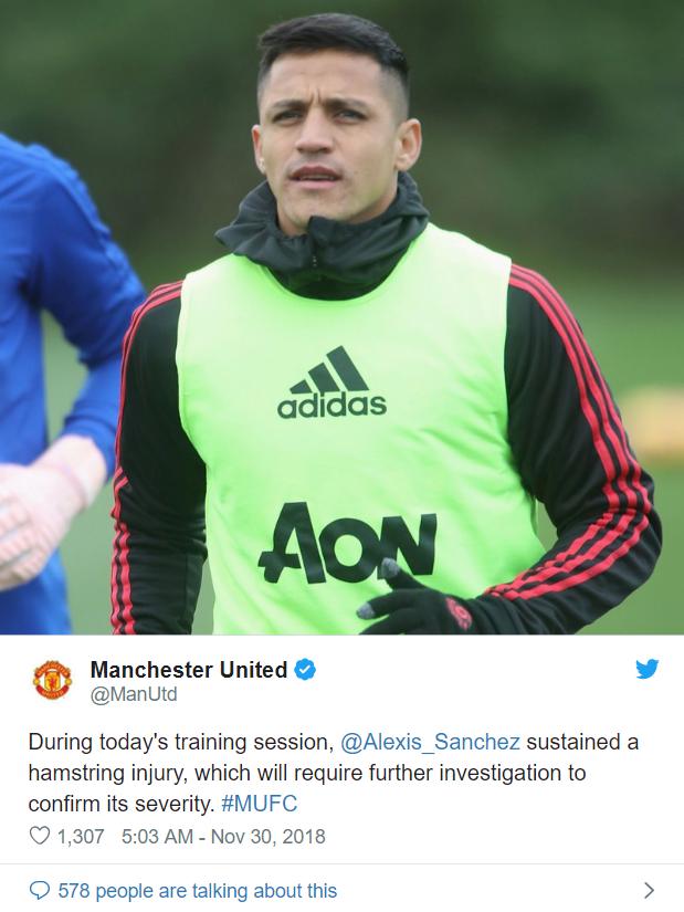 Tin bóng đá ngày 30/11: HLV Mourinho báo tin xấu về chấn thương của Sanchez, hé lộ tương lai De Gea - Ảnh 7.