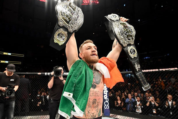 Conor McGregor được mời sang Trung Quốc thi đấu Kick Boxing với giá 5 triệu USD - Ảnh 1.
