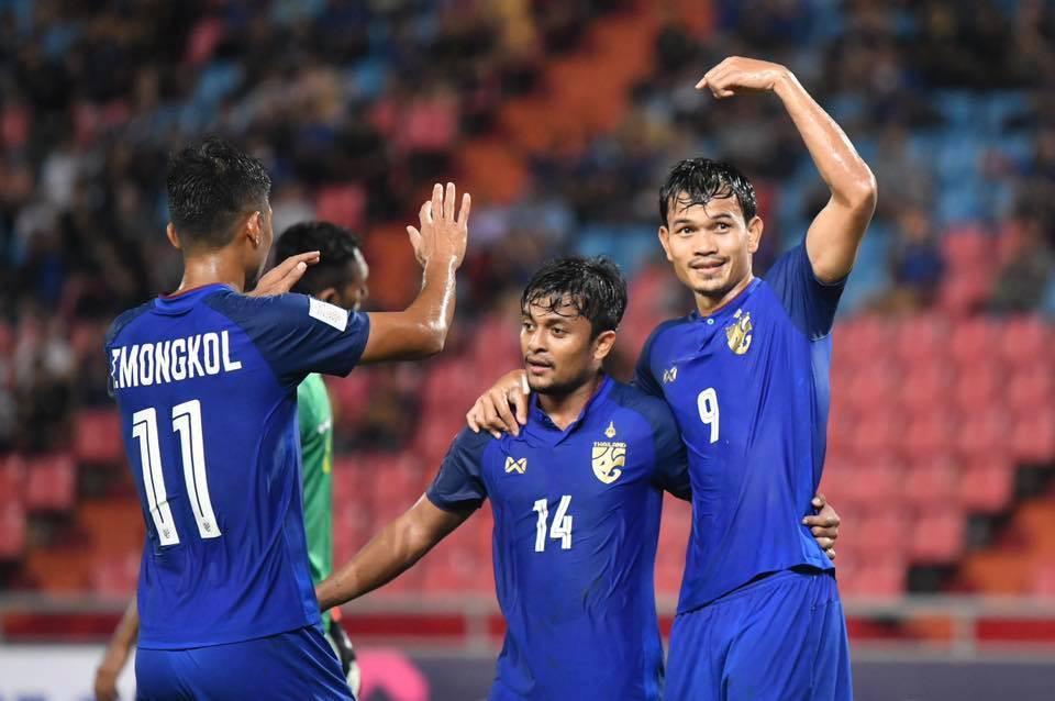 """Tuyển thủ Thái Lan """"vượt mặt"""" tiền bối, nắm cơ hội săn bằng kỷ lục AFF Cup  - Ảnh 1."""