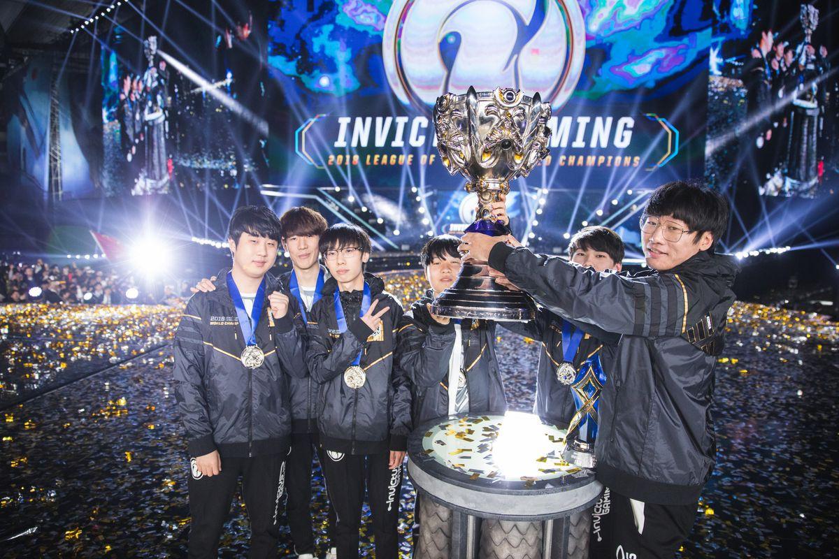 Invictus Gaming gia hạn hợp đồng với Ning sau chiến tích vô địch CKTG 2018 - Ảnh 2.