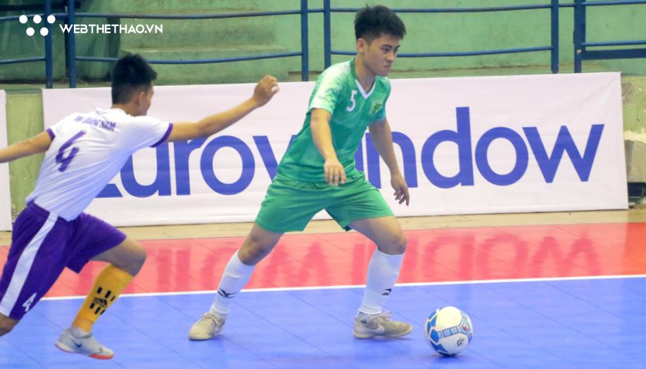 TP.HCM bất ngờ bị cầm hòa ở trận ra quân môn Futsal ĐH TDTT toàn quốc 2018  - Ảnh 2.