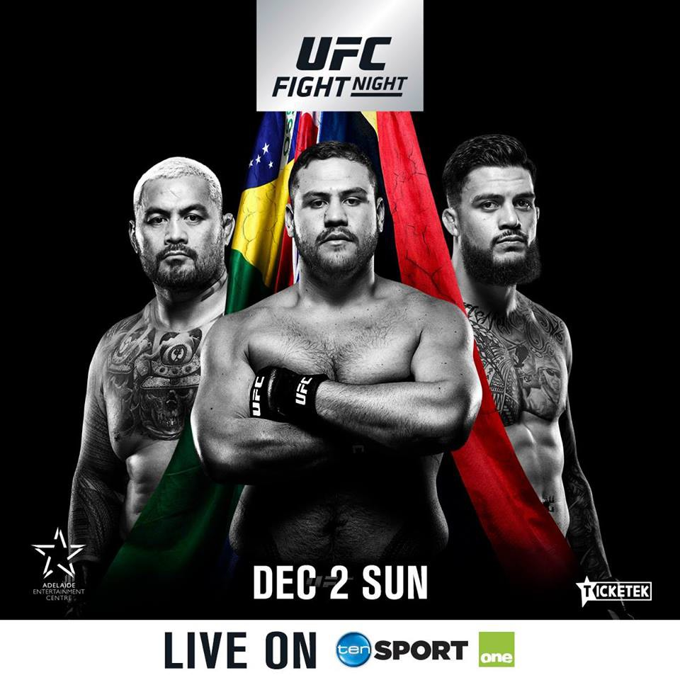 TRỰC TIẾP UFC Fight Night 142: Junior dos Santos vs. Tai Tuivasa - Ảnh 13.