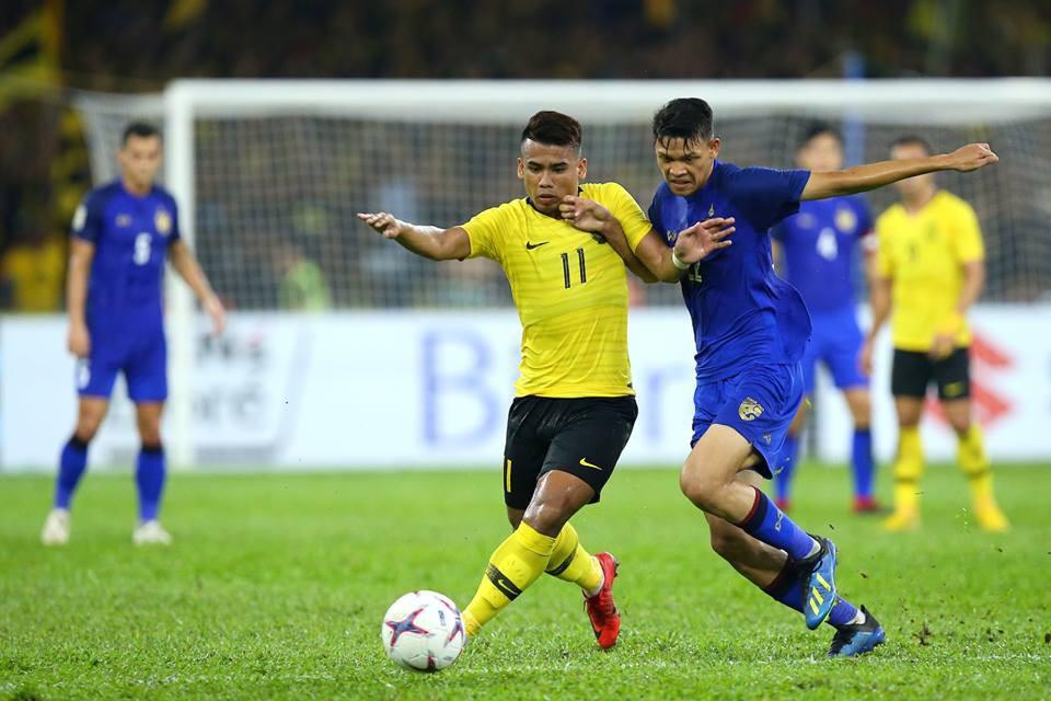 Malaysia bị Thái Lan cầm hòa trong ngày thiết lập kỷ lục tại AFF Cup 2018  - Ảnh 2.