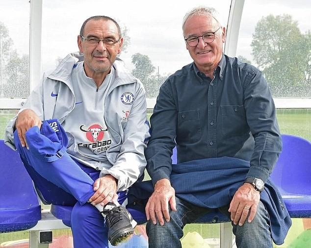 Hành trình từ nhân viên ngân hàng đến Stamford Bridge của Maurizio Sarri với nguồn cảm hứng Ranieri - Ảnh 4.