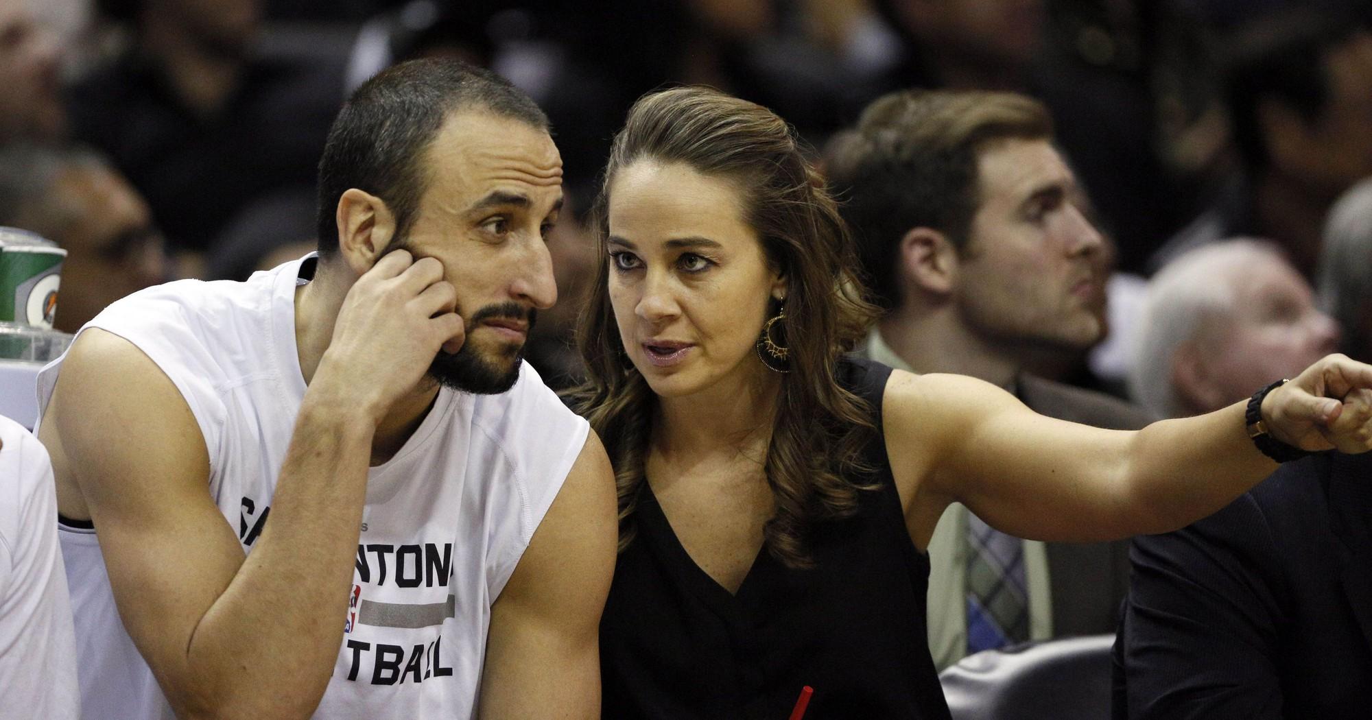 Vấn đề tranh cãi: Người đẹp làm huấn luyện tại NBA chỉ gây rắc rối - Ảnh 2.