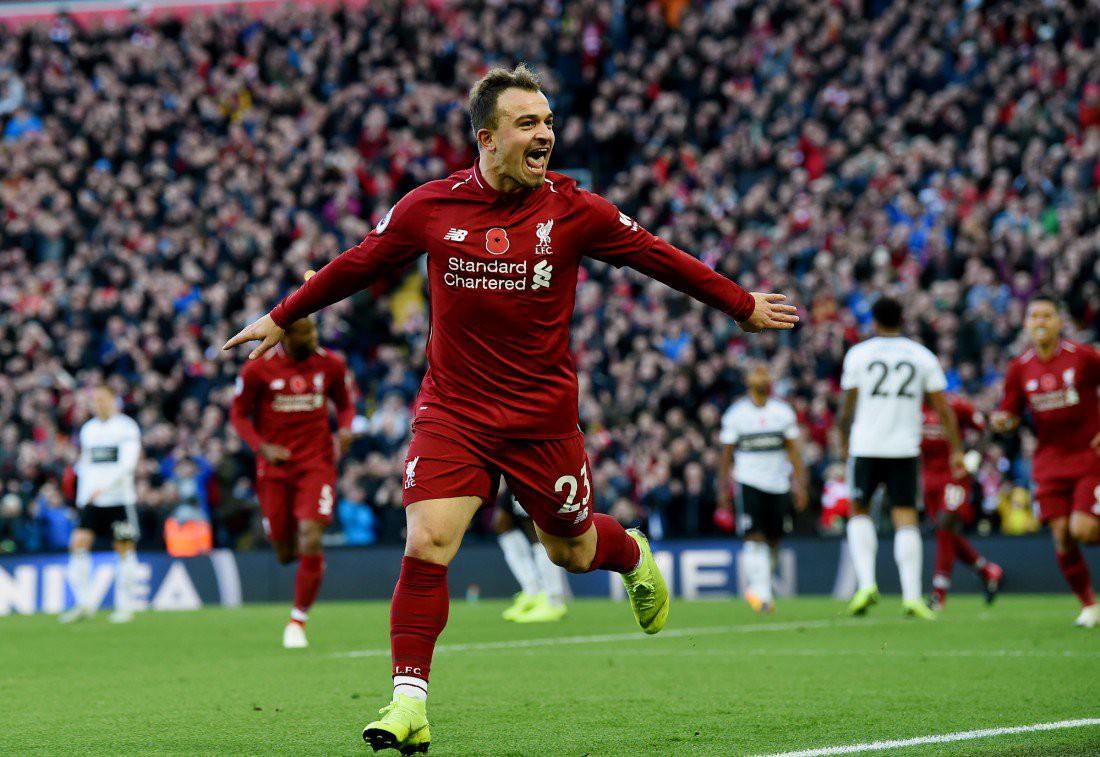 Shaqiri đã thích ứng ngoạn mục thế nào với lối chơi của Klopp tại Liverpool? - Ảnh 9.