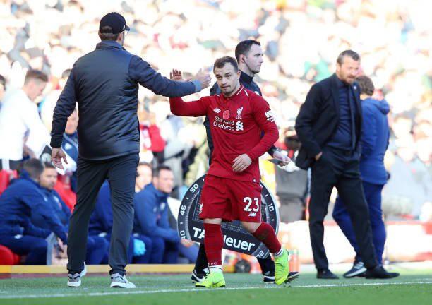 Shaqiri đã thích ứng ngoạn mục thế nào với lối chơi của Klopp tại Liverpool? - Ảnh 8.