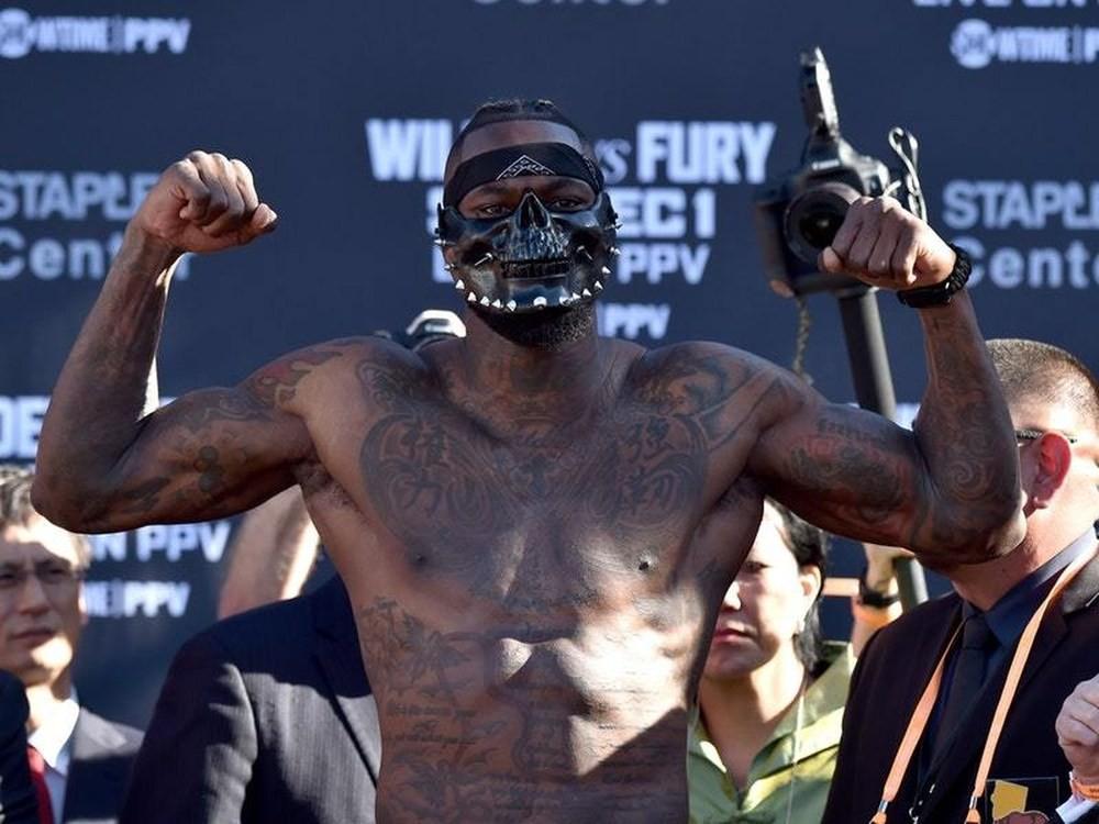 Cả Deontay Wilder lẫn Tyson Fury đều đang ở mức cân nặng thấp kỷ lục trước ngày thi đấu - Ảnh 7.