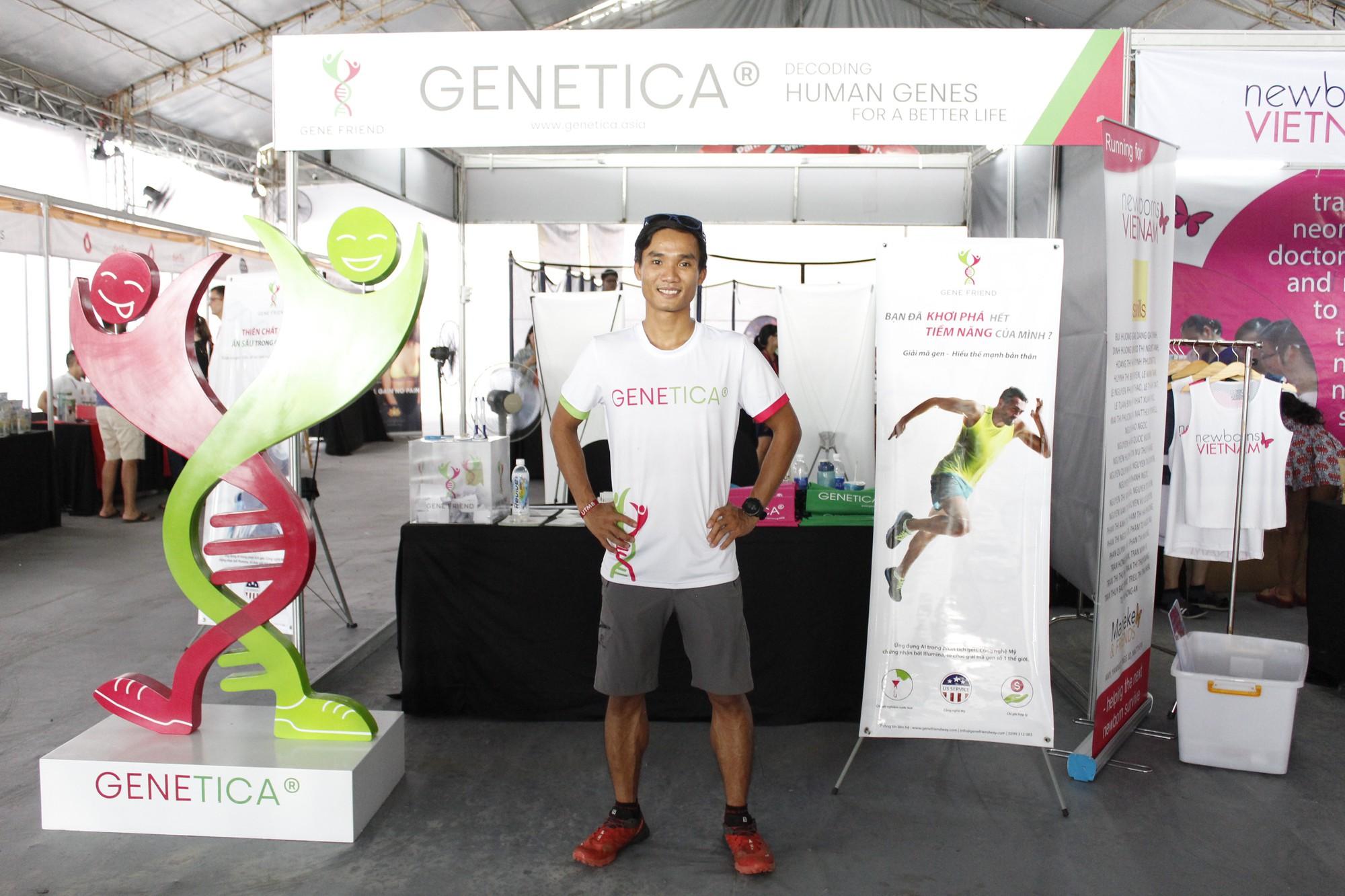 Hàng ngàn VĐV hào hứng đến nhận bib marathon quốc tế Techcombank - Ảnh 7.