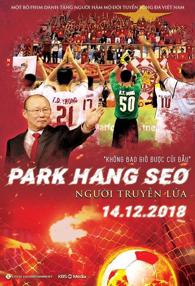 Ngay 14/12 phim tài liệu Park Hang Seo-Người truyền lửa chính thức được... lên sóng - Ảnh 2.