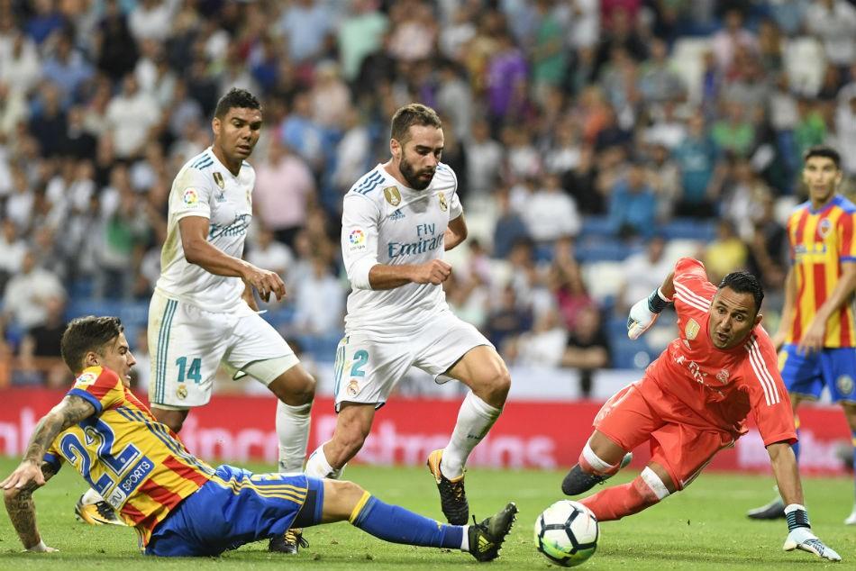 Vì sao Real Madrid lo mất điểm trước Valencia ngay tại Bernabeu? - Ảnh 4.